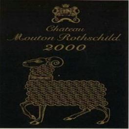 Mouton Rothschild 2000 Pauillac 1er GCC 75cl