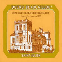 Ducru Beaucaillou 2002 Saint Julien 2ème GCC 150cl