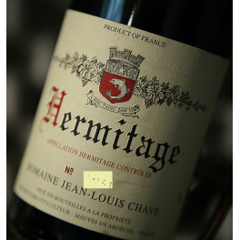 Hermitage 2007 Hermitage domaine Jean Louis Chave 75cl