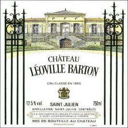 Léoville Barton 2003 Saint Julien 2ème GCC 150cl
