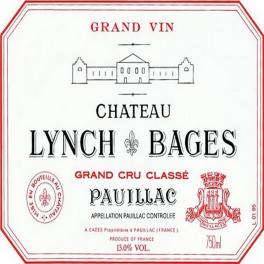 Lynch Bages 2005 Pauillac 5ème GCC 75cl