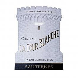 La Tour Blanche 2001 Sauternes 1er GCC 150cl