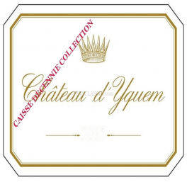 Yquem caisse Collection Décennie 1990