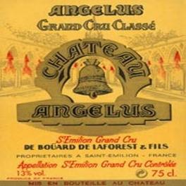 Angélus 1996 Saint Emilion GCC B 75cl