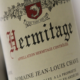 Hermitage 2008 Hermitage domaine Jean Louis Chave 75cl Blanc