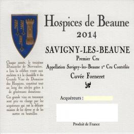 Savigny les Beaune 1er Cru 2014 Cuvée Forneret 75cl