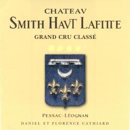 Smith Haut Lafitte 2008 Pessac Léognan CC blanc 75cl