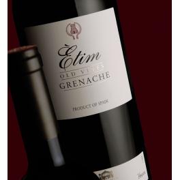 Etim Old Vines Grenache 2008 Montsant 75cl