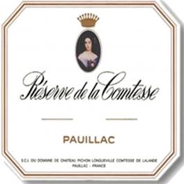 Réserve de la Comtesse 2016 Pauillac 2nd vin 75cl