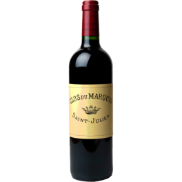 Clos du Marquis 2015 Saint Julien second vin de Léoville Las Cases 75cl