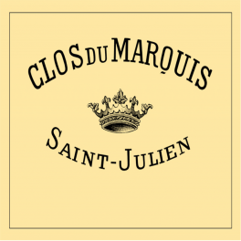 Clos du Marquis 2016 Saint Julien 2nd vin de Leoville Las Cases 75cl