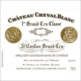 Cheval Blanc 2008 AOC Saint Emilion GCC A