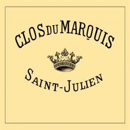 Clos du Marquis 2019 Saint Julien 75cl Primeurs