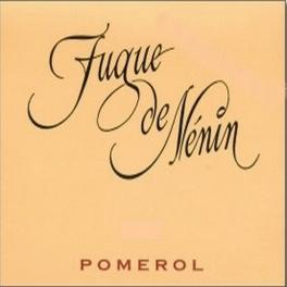 Fugue de Nénin 2019 Pomerol second vin 75cl