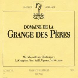 Grange des Pères 2014 VDP de l'Hérault 75cl rouge