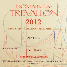 Domaine de Trevallon 2012 IGP Alpilles 75cl