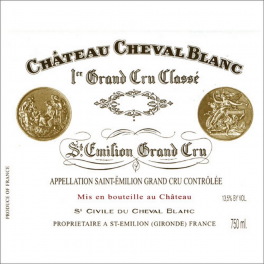 Cheval Blanc 2020 AOC Saint Emilion GCC A  75cl Futures
