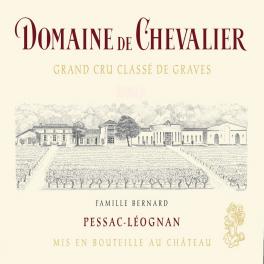Domaine de Chevalier 2020 AOC Pessac Leognan CC 75cl Primeur