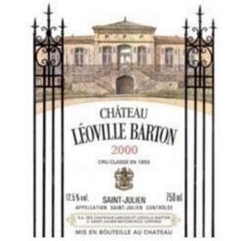 Léoville Barton 2000 Saint Julien 2ème GCC 75cl