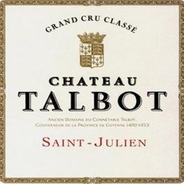 Talbot 2006 Saint Julien 4ème GCC 75cl