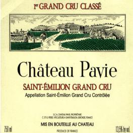 Pavie 2005 Saint Emilion 1er GCC B 75cl