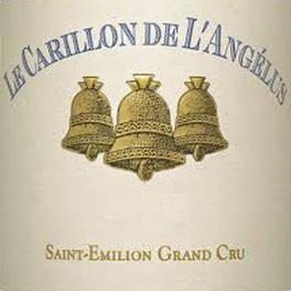 Le Carillon de l'Angélus 2012 Saint Emilion 75cl  Caisse Bois 6 bouteilles